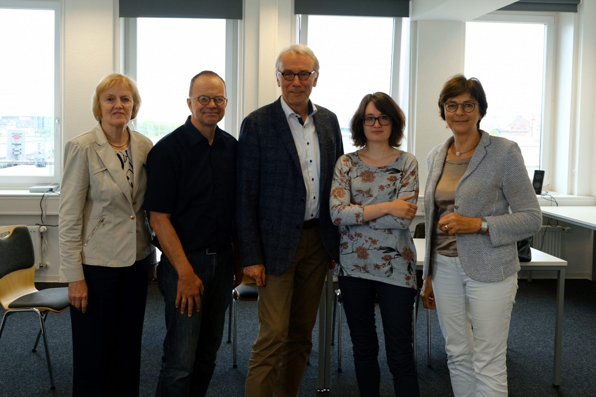 Vorstand Münsterlandausschuss