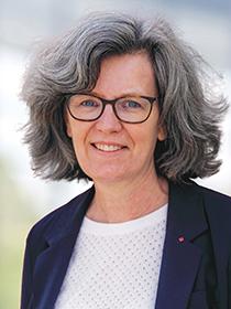 Portrait Anneli Hegerfeld-Reckert